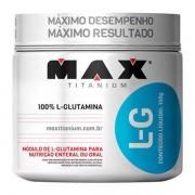 Glutamina 150 g - Max Titanium