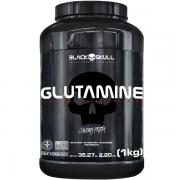 Glutamine 1 kg - Black Skull