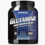 Glutamine 1 Kg - Dymatize - Validade 06/17