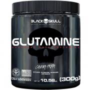 Glutamine 300 g - Black Skull