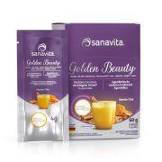 Golden Beauty - 15 Sachês - Sanavita