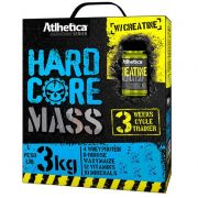 Hardcore Mass 3 Kg - Atlhetica