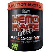 Hemo Rage Black UC - 165 g - Nutrex