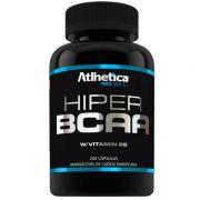 Hiper BCAA Pro Series 200 Cápsulas - Atlhetica