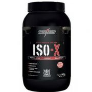 ISO-X Darkness 900 g - Integral Médica
