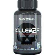 Killer2F 120 Cápsulas - Black Skull