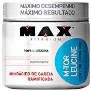 M-TOR Leucine 100g - Max Titanium