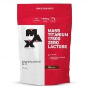 Mass Titanium Zero Lactose 2,4kg - Max Titanium