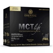 Mct lift 20 sachês/15g - Essential Nutrition