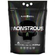 Monstrous Gainer 4,55 Kg - Black Skull