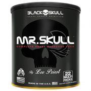 Mr. Skull 22 Packs - Black Skull