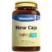 New Cap 60 cápsulas - Vitamin Life