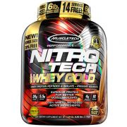 Nitro Tech Whey Gold 2.720 Kg - Muscletech