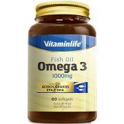 Ômega 3 60 Cápsulas - Vitamin Life