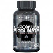Picolinato de Cromo 200 Cápsulas - Black Skull