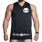 Regata Machão Masculino - Preta - Black Skull