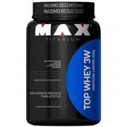 Top Whey 3W 600 g - Max Titanium
