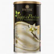 Veggie Protein Baunilha - 450 g - Essential Nutrition