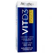 Vit D3 60 ml - Atlhetica