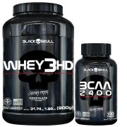 Whey 3hd 900g + BCAA 2400 100 tabletes