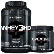 WHEY 3HD 900g + Creatine 150g