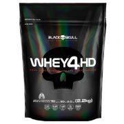 Whey 4HD 2,2 Kg Refil - Black Skull