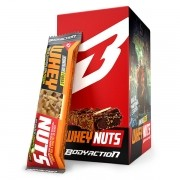 Whey Nuts Bar 12 unidades - Body Action