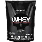 Whey Protein (Refil) - 900g - Black Skull