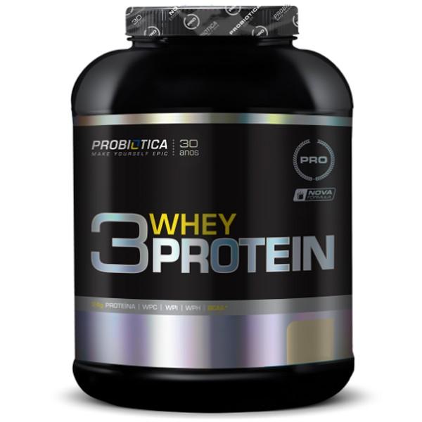3W Protein 2 kg - Probiótica