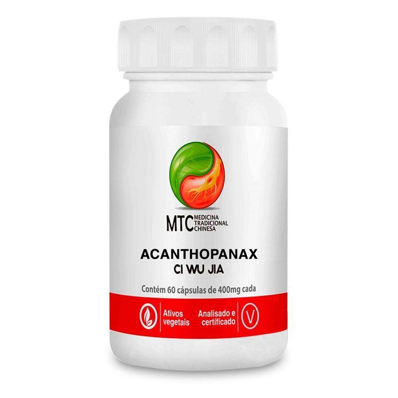 Acanthopanax - Ci Wu Jia 60 cápsulas - Vitafor