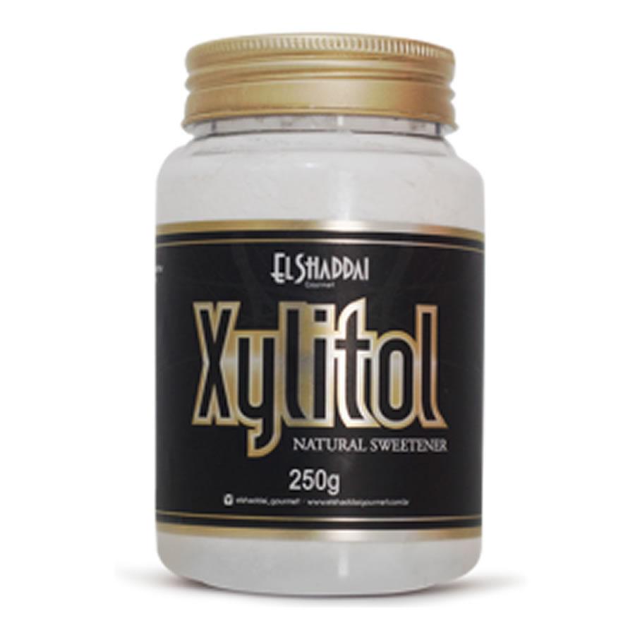 Adoçante Natural Xylitol - 250 g - El Shaddai