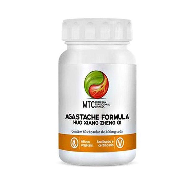Agastache Formula Huo Xiang Zheng Qi Mtc - 60 Cápsulas - Vitafor