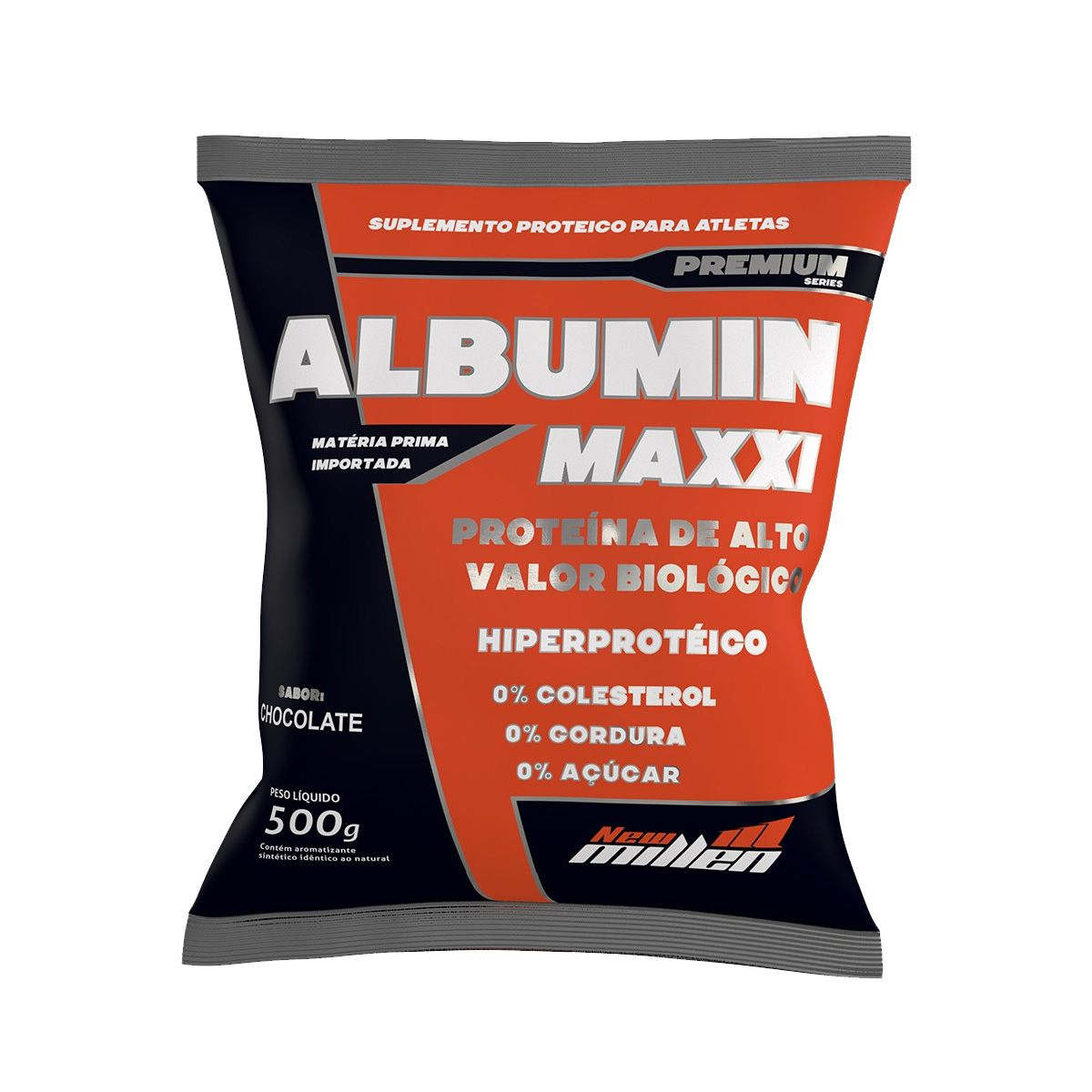 Albumin Maxxi Premium 500 g - New Millen
