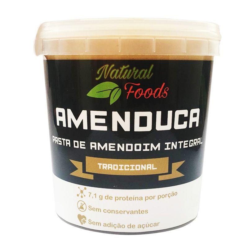 Amenduca 1,1kg - Natural Foods