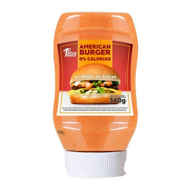 American Burguer - 340g - Mrs Taste