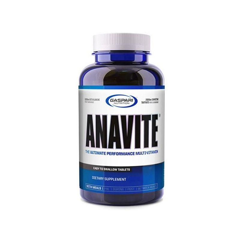 Anavite 120 Tabletes - Gaspari