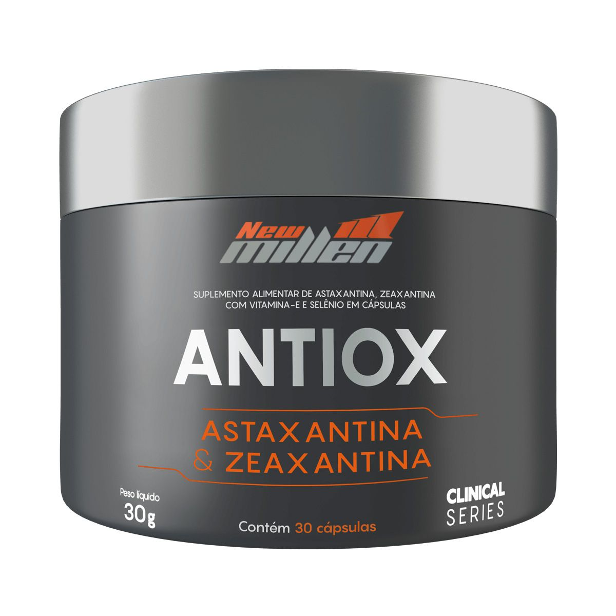 Antiox - 30 Cápsulas - New Millen