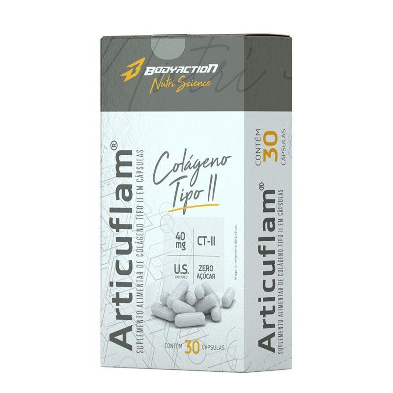 Articuflam - 30 Cápsulas - Body Action