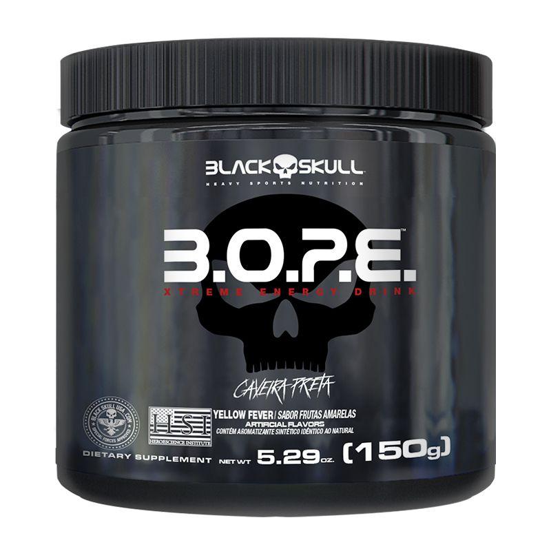 B.O.P.E - 150g - Black Skull