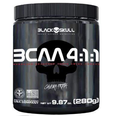 BCAA 4:1:1 280 g - Black Skull