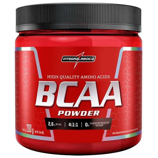 BCAA 4:1:1 Powder 200 g - Integral Médica