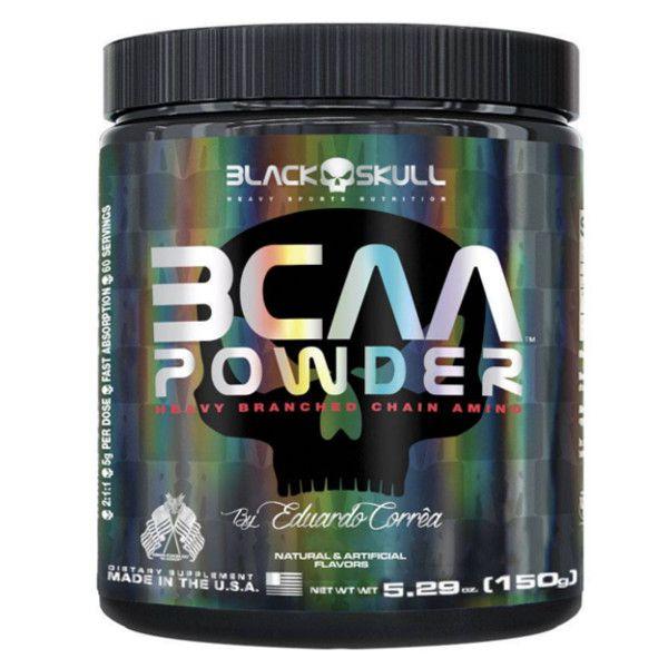 Bcaa Powder 150 g - Black Skull