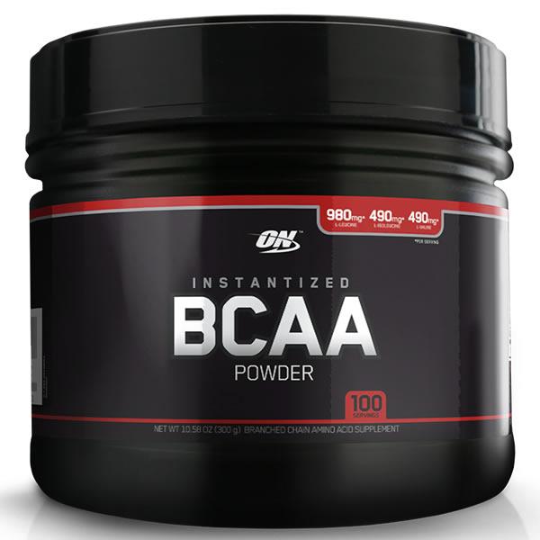 BCAA Powder 300 g Black Line - Optimum Nutrition