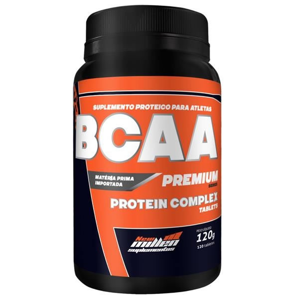BCAA Premium 120 Tablets - New Millen