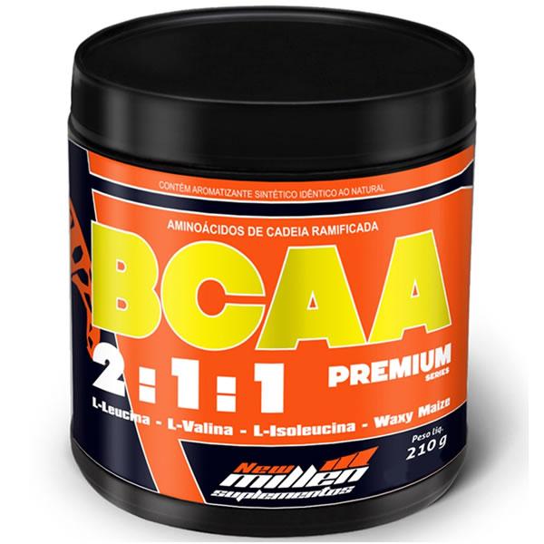 BCAA Premium 2:1:1 210 g - New Millen