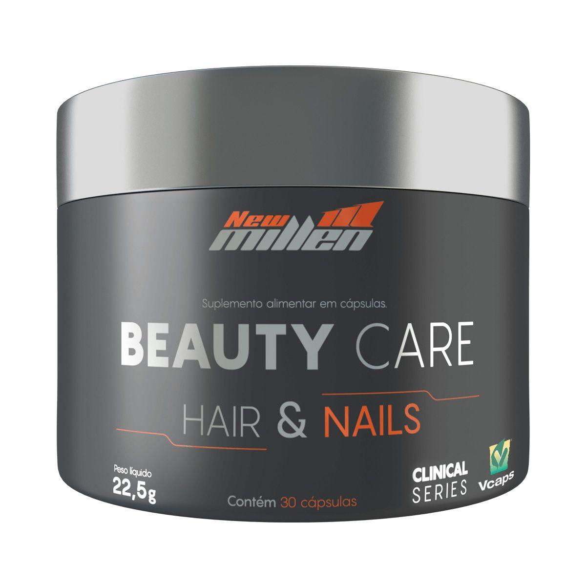 Beauty Care - 30 Cápsulas - New Millen