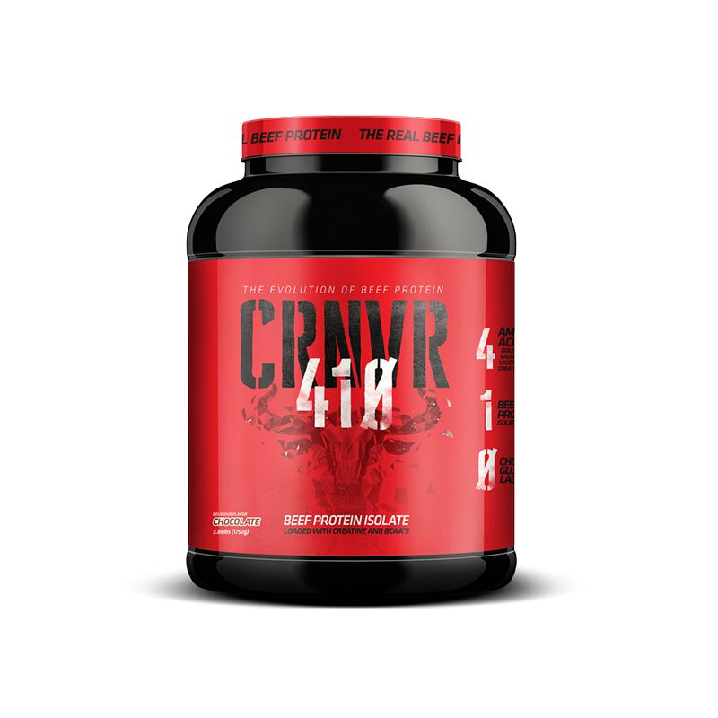 Beef Protein 4:1:0 - 1700g - CRNVR