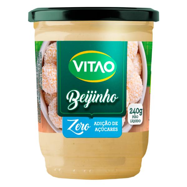 Beijinho 240g - Vitao