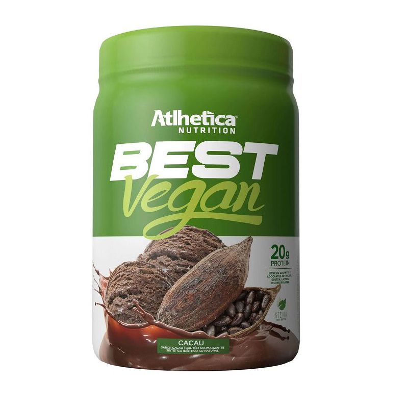Best Vegan - 500g - Atlhetica