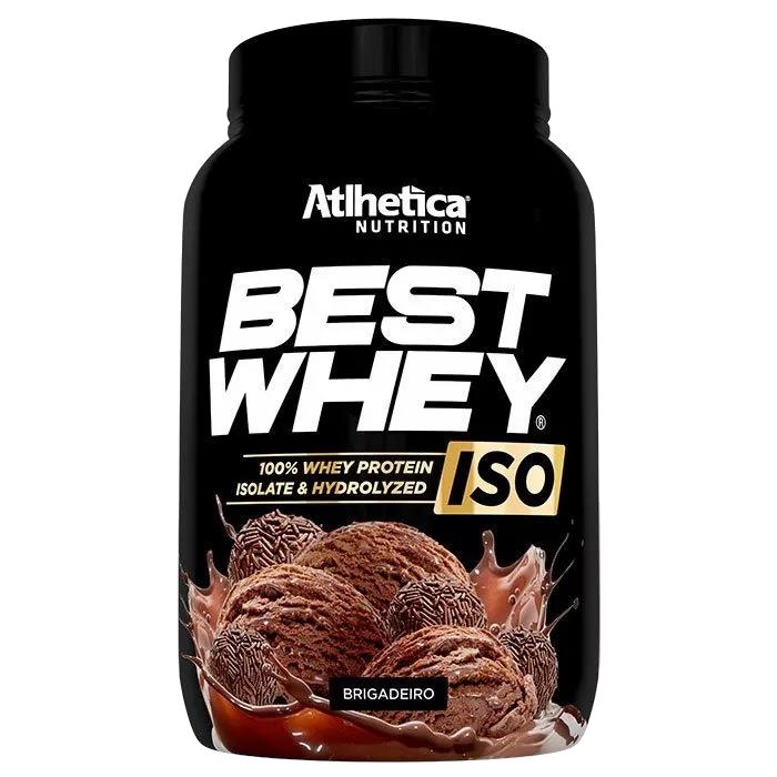 Best Whey Iso 900 g - Atlhetica